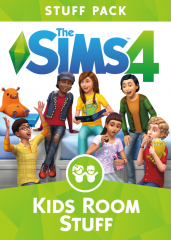 Les Sims 4 Chambres d'enfants - The Sims 4 Kids Room Stuff