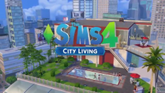 The Sims 4 City Living