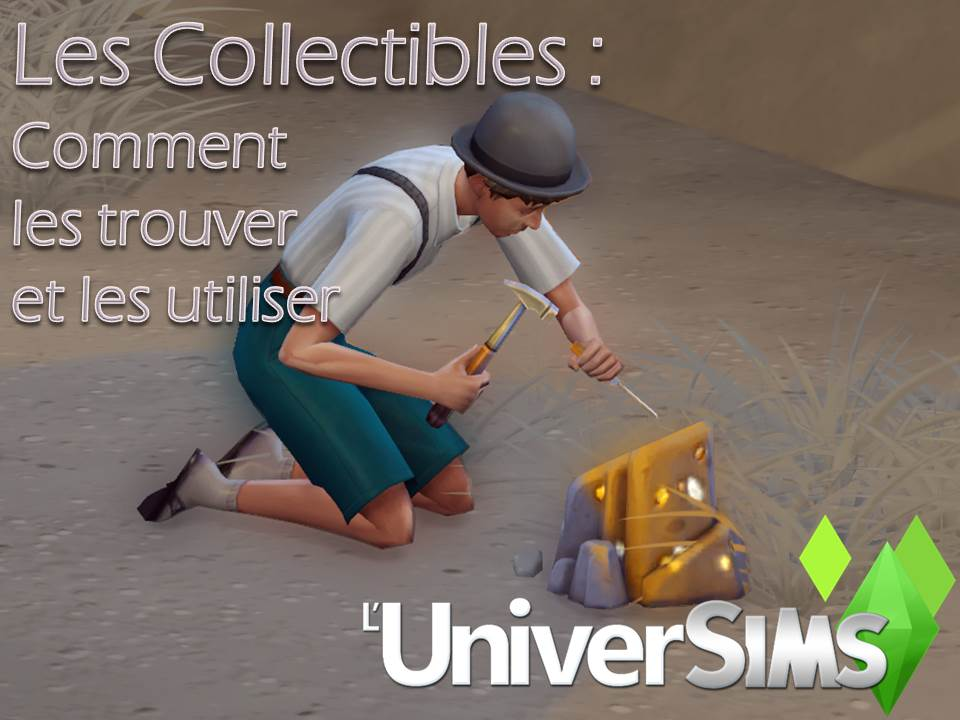 Les Sims 4 - Les Collectibles