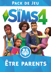 Les Sims 4 - Être Parents - Pack de jeu 5 : Logos, Renders, Artwork