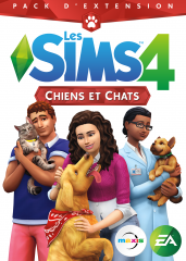 Les Sims 4 - Chiens & Chats - Addon 4 : Logos, Renders, Artwork