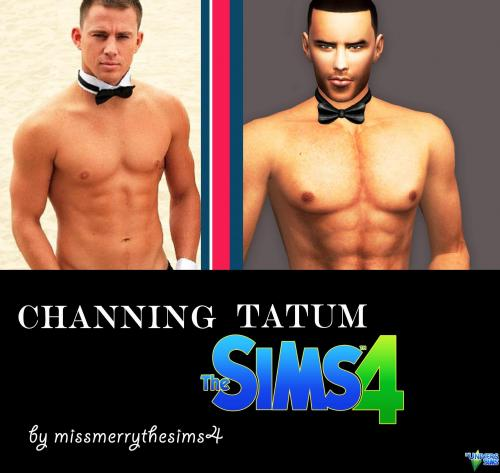 Capture d'écran pour Channing Tatum as a SIM