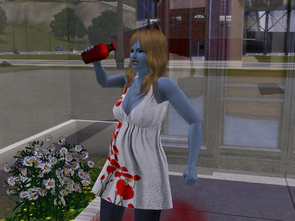 comment chasser sims 3 vampire