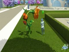 Sims 3 En route pour Le futur Fanday Sim colore