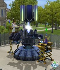 Sims 3 University Competence Science recompense niveau 10 image