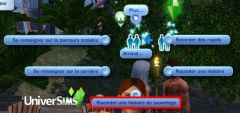 Sims 3 Ile De reve Maitre nageur specificites 2