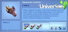 Sims 3 Kit Cinema vehicules 1