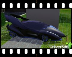 Sims 3 Kit Cinema vehicules 4