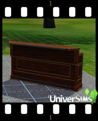 Sims 3 Kit Cinema Surface 12