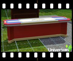 Sims 3 Kit Cinema Surface 9