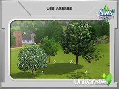 Sims 3 En route vers Le futur Mode construction 10 arbre