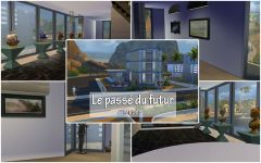 Les Sims 4 Oasis Springs musee
