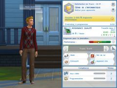 Les Sims 4 Willow Creek amis01