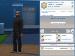 Les Sims 4 Willow Creek lewis03