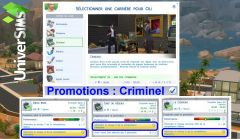 competence charisme criminel promotions