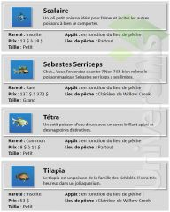 Sims 4 Collections Poissons 5