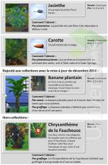 Sims 4 Collections jardinage 8