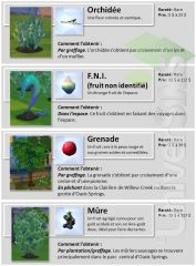 Sims 4 Collections jardinage 2