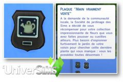 Sims 4 Collections jardinage 9