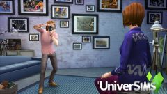 sims4 Get To work official4