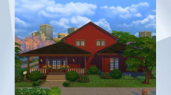 Les Sims 4 Ambiance Patio