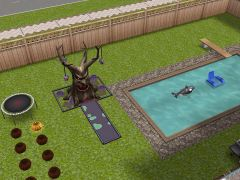 Sims gratuit freeplay hallowwen fantomes 08