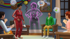TS4 335 GHOSTS LIFT Extra