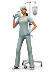 Sims-4-au-travail-get-to-work-addon-render-png-transparent-13.png