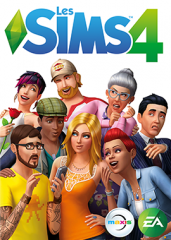 Les Sims 4 Jeu de Base : Logos, Renders, Artwork