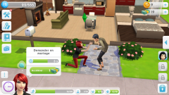 Les Sims Mobile Mariage