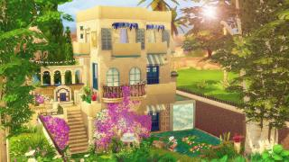 KLEO 💙| Speed Build FR | Les Sims 4