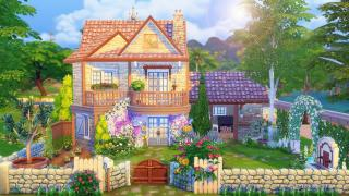 LILAS 💐| Speed Build FR | Les Sims 4