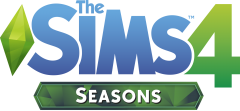 Sims-4-seasons-saisons-addon-pack-extansion-logo-english