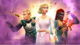 PLUMBOB PRINCESS | Sims 4 Machinima
