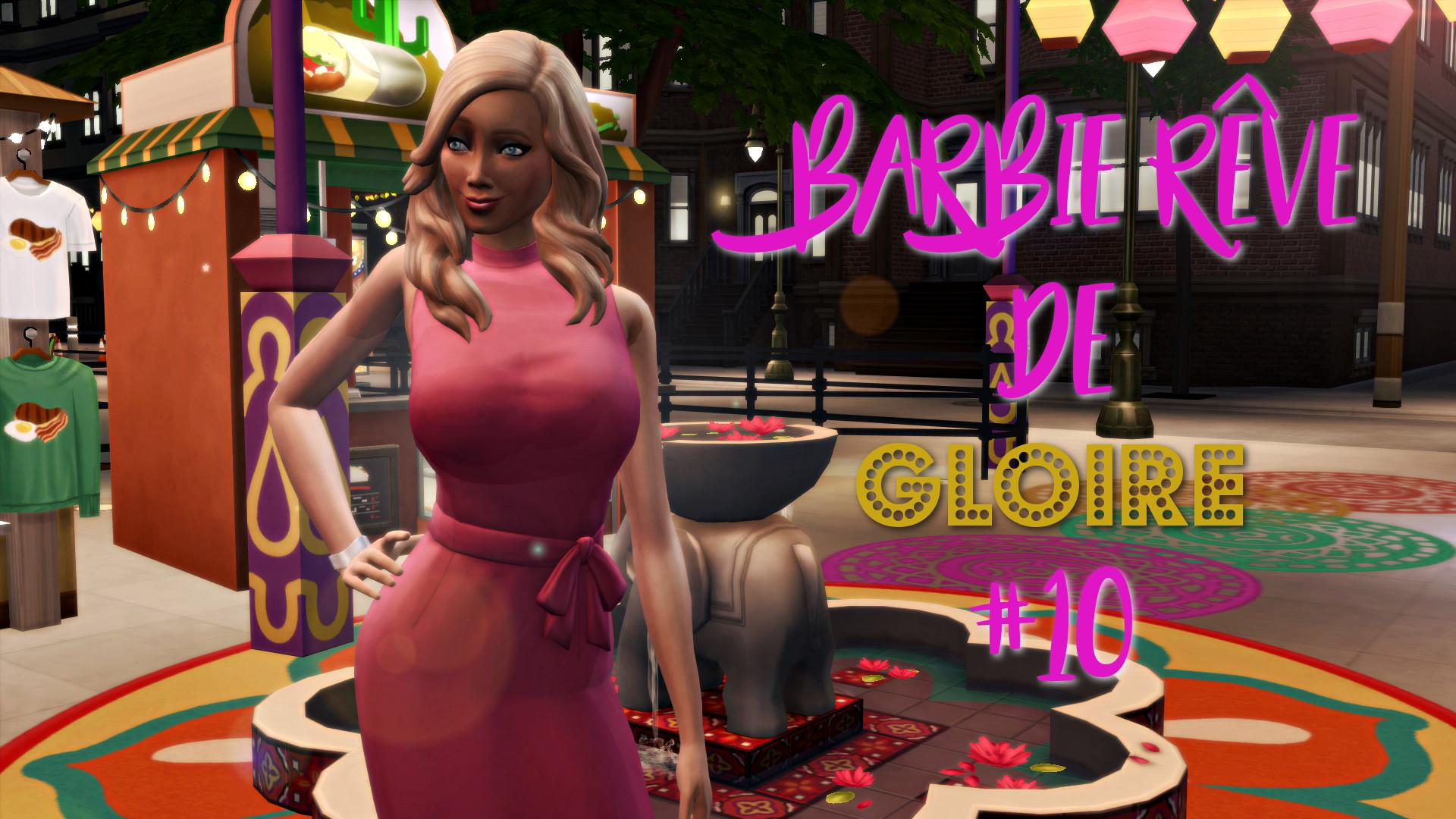 [LET'S PLAY] Barbie rêve de gloire #10