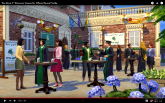Les Sims 4 à la Fac ! The Sims 4 Discover University