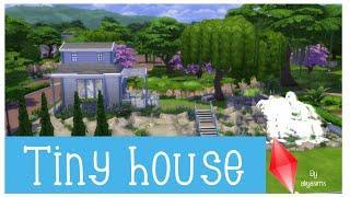 Sims4~Speed Build~Tiny house ~Base game