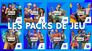 DETAIL DES PACKS DE JEU