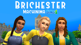 Brichester 🎬 Machinima Sims 4 🍌 Banana Sims