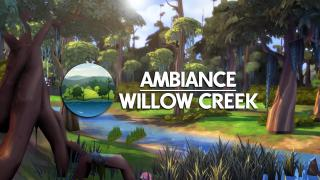 Ambiance Willow Creek (été, soleil)