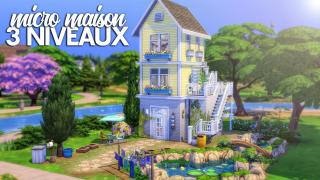 Micro Maison : 3 niveaux (SPEED BUILD)