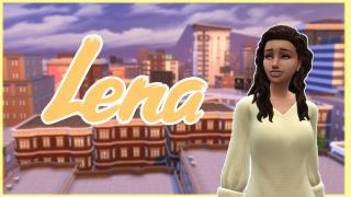 ・゚✧Léna 🏙 - Bande annonce Let's play SIMS 4 ✧・゚
