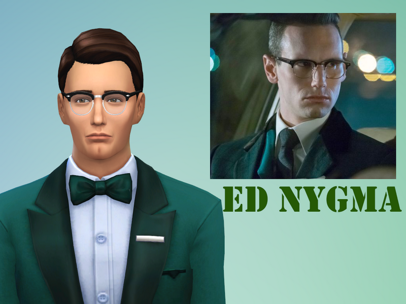 Edward Nygma (The riddler_Gotham)