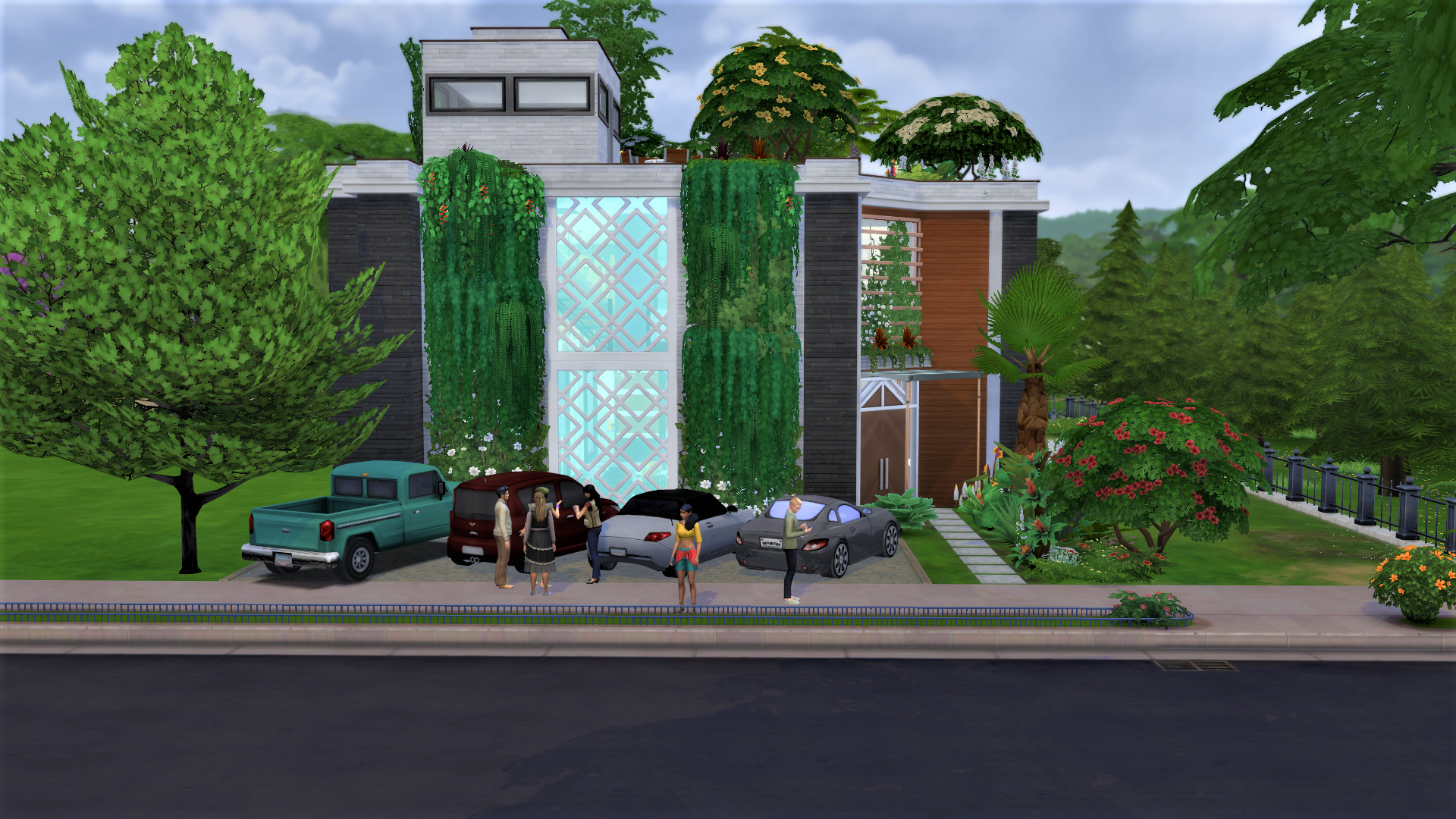Newcrest's Library
