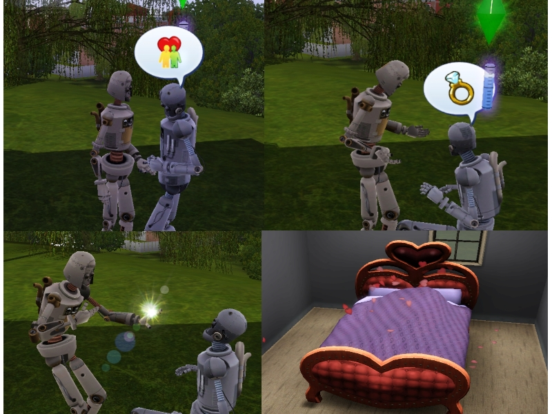 Sims-3-Ambitions-Invention-Simbot-et-bebes