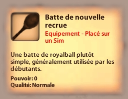 Royalball-batte_nouvelle_recrue