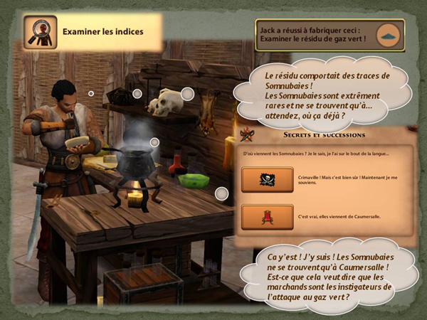 Sims medieval nobles et pirates - quete secrets et succession 11