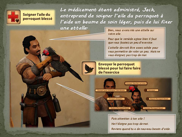 Sims medieval nobles et pirates - quete secrets et succession 18