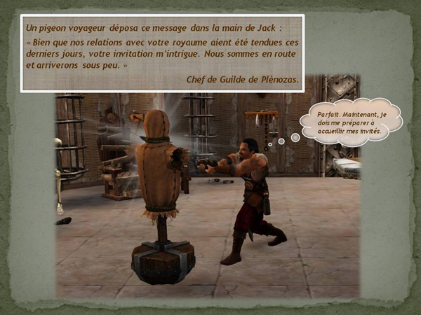 Sims medieval nobles et pirates - quete secrets et succession 33