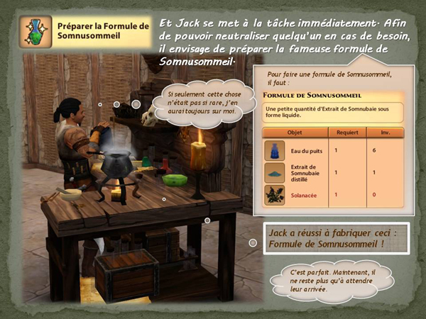 Sims medieval nobles et pirates - quete secrets et succession 34